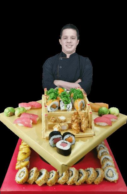 Desarrollado por el Chef Lucas Rincón